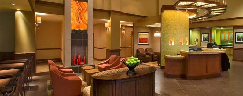 Hotel Lobby Hurst Hyatt Place